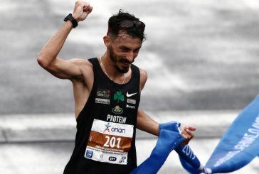 Μαραθώνιος 2019: 3ος και πρωταθλητής Ελλάδας ο Γκελαούζος! (video)