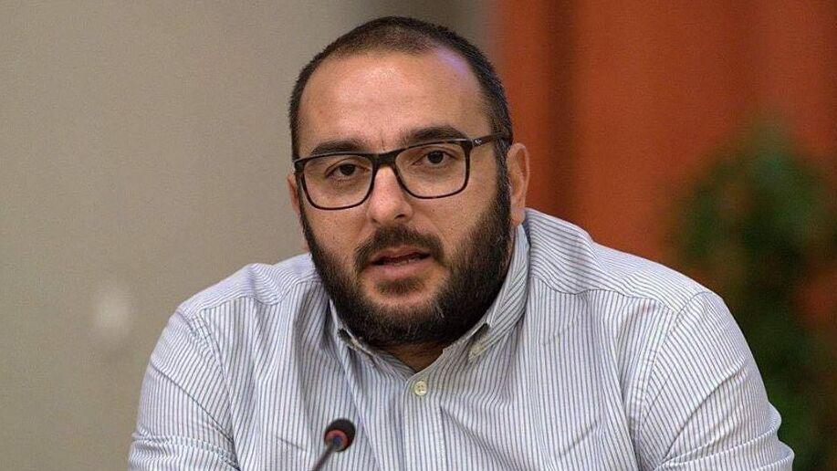 Ανακοίνωσε την αποχώρησή του από την προεδρία του Α.Ο. Αγρινίου ο Γιώργος Ροκοπάνος