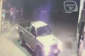 Δείτε τη σπείρα των ληστών εν δράσει σε βενζινάδικο του Αγρινίου (βίντεο-ντοκουμέντο)