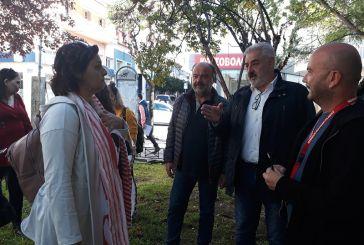 «Υιοθεσία» χώρου πρασίνου από το Δίκτυο Πολιτών «Ιθάκες» στο Αγρίνιο (φωτο)