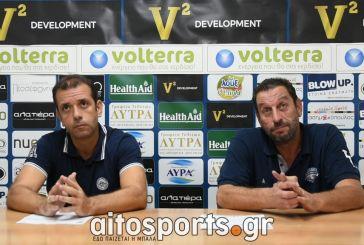 Α2 Μπάσκετ: Οι δηλώσεις των προπονητών για το Χ. Τρικούπης – Ανατόλια (video)