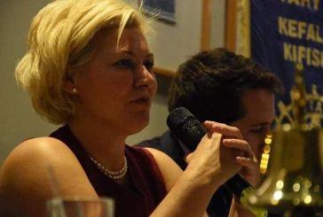 Η Μαρία Καλπουζάνη κεντρική ομιλήτρια στην παρουσίαση βιβλίου την Κυριακή στην Ανάληψη