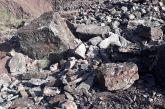 Ορεινό Θέρμο: Διακοπή κυκλοφορίας στο Βαλτσόρεμα λόγω κατολίσθησης