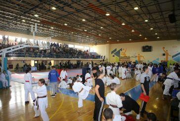 Καράτε: με επιτυχία στο Αγρίνιο το Κύπελλο Έγχρωμων και Μαύρων Ζωνών (φωτό)