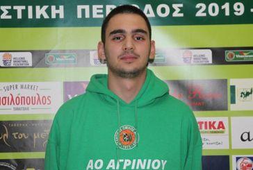 """Κώστας Μινασιάν (ΑΟ Αγρινίου): """"Να κοιτάξουμε μόνο το παιχνίδι με την Ελευθερούπολη"""""""