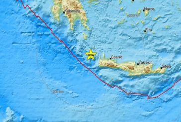 Κουνήθηκε και η Αιτωλοακαρνανία από τα 6 ρίχτερ της Κρήτης