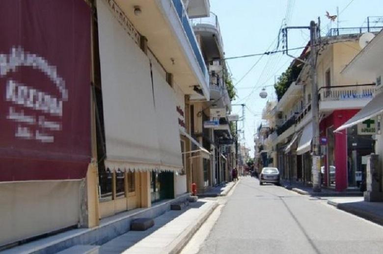 Μέχρι τέλος του χρόνου η πληρωμή για τους κοινόχρηστους χώρους στο Μεσολόγγι