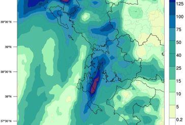 Επιδείνωση του καιρού με βροχές και τοπικά έντονες καταιγίδες στη Δυτική Ελλάδα