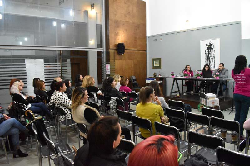 Hμερίδα στο Αγρίνιο για τη σημασία του μητρικού θηλασμού (φωτο)