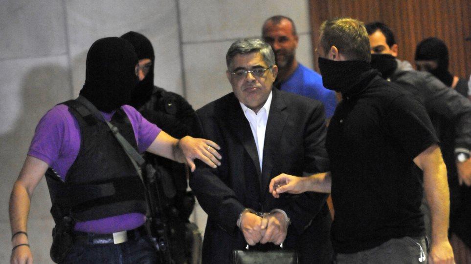 Δίκη Χρυσής Αυγής: Η ώρα της απολογίας για τον Νίκο Μιχαλολιάκο