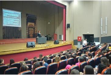 """Ο Σύλλογος Ατόμων με Αναπηρίες """"Απόστολος Λουκάς"""" στο Μουσικό Σχολείο Αγρινίου"""