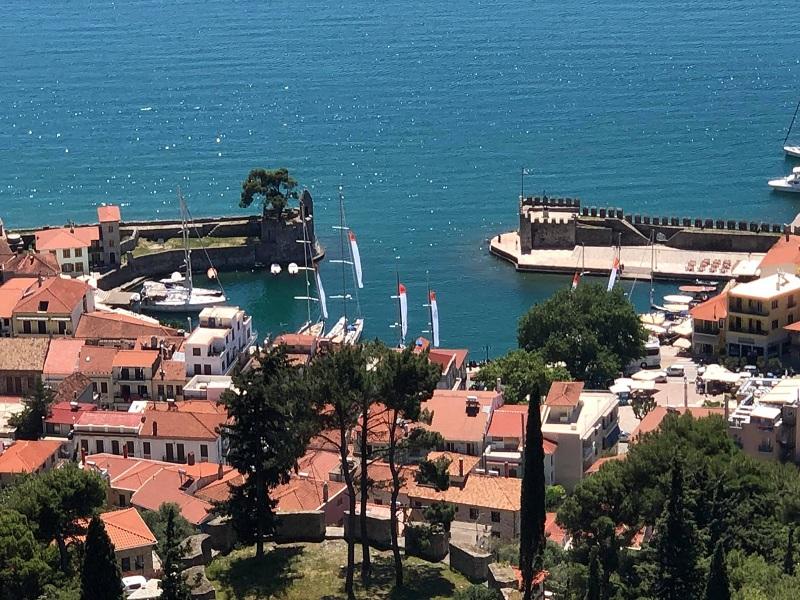 """""""Βενετία"""" η Ναύπακτος μέχρι το 2050-  Ποιες περιοχές κινδυνεύουν"""