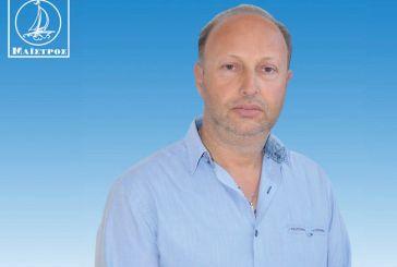 Εκ νέου αντιδήμαρχος Αμφιλοχίας ο Νικόλαος Νίκας
