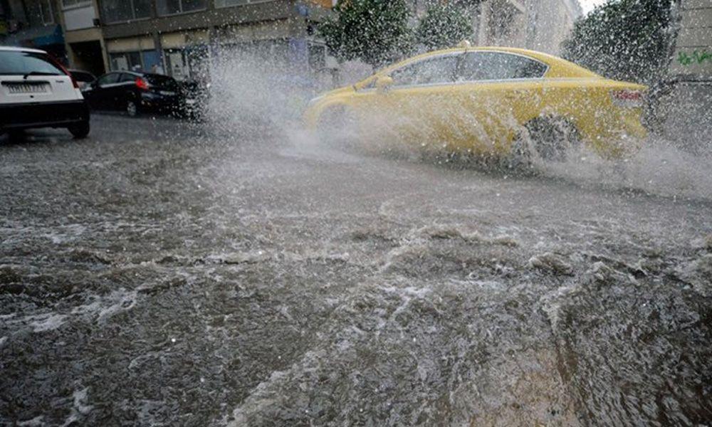 Τα SOS της οδήγησης στη βροχή