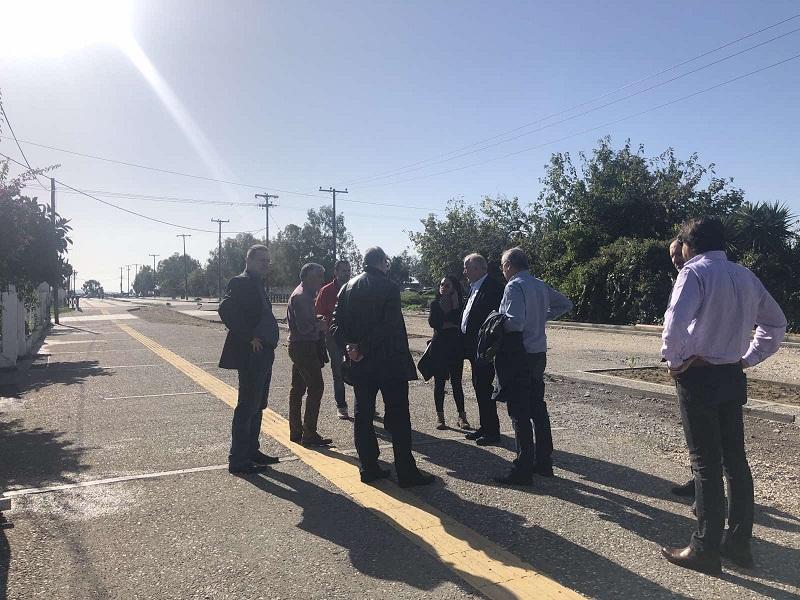 Mεσολόγγι: Υπογειοποίηση του δικτύου μεταφοράς ηλεκτρικής ενέργειας στο έργο της οδού Κύπρου