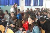 Ενημέρωση μαθητών του Αγρινίου με αφορμή την Παγκόσμια Ημέρα Καλοσύνης (φωτο)
