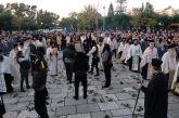 Έφτασε η εικόνα της Παναγίας Σουμελά στην Πάτρα (βίντεο)