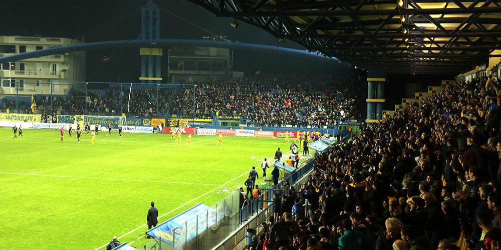 Την ημέρα του αγώνα τα εισιτήρια του Παναιτωλικός – Αστέρας Τρίπολης, δωρεάν οι άνεργοι