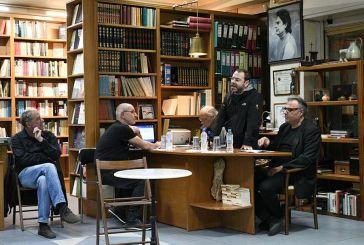 """Παρουσιάστηκε στο Αγρίνιο το ιστορικό μυθιστόρημα """"οι αλώβητοι"""" (φωτο)"""