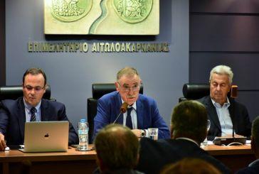 Τα θέματα που τέθηκαν στο Περιφερειακό Επιμελητηριακό Συμβούλιο στο Αγρίνιο