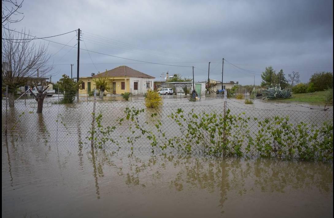 Ανησυχητική πρόβλεψη για την αλλαγή κλίματος στην Αιτωλοακαρνανία με αύξηση των ακραίων φαινομένων