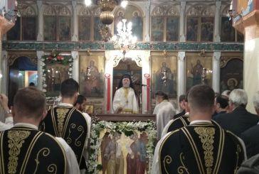 Σαργιάδα Αγρινίου: Εορταστικές εκδηλώσεις προς τιμήν των Αγίων Ταξιαρχών