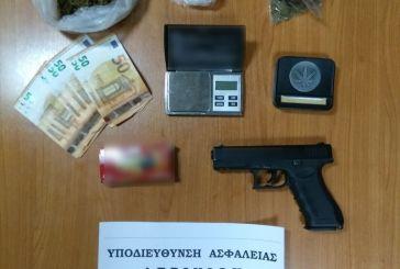 Με κοκαΐνη και χασίς πιάστηκε 39χρονος στην περιοχή της Παλαίρου