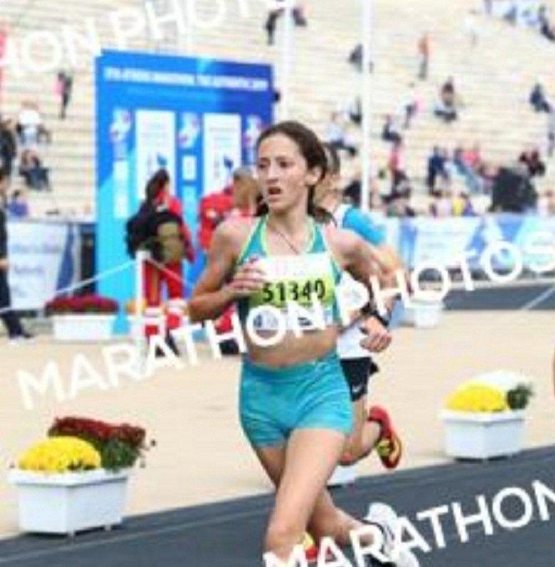 Μαραθώνιος: Η Χριστίνα Σκεπετάρη από το Παναιτώλιο πρώτη στα πέντε χιλιόμετρα στην κατηγορία της