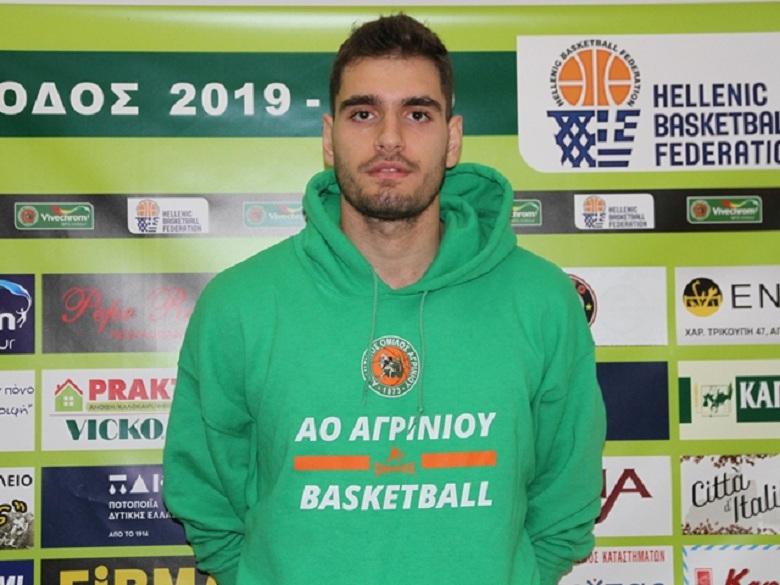 Α. Σταματογιάννης (ΑΟ Αγρινίου): Το παιχνίδι του Σαββάτου είναι ένας τελικός