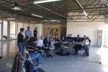 Aιτωλικό: Συνάντηση εργασίας στο πλαίσιο του προγράμματος MUSE