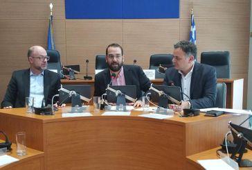 Σύσκεψη στην Περιφέρεια με τον Γενικό Γραμματέα του Υπ. Πολιτισμού – στο τραπέζι θέματα της Αιτωλοακαρνανίας