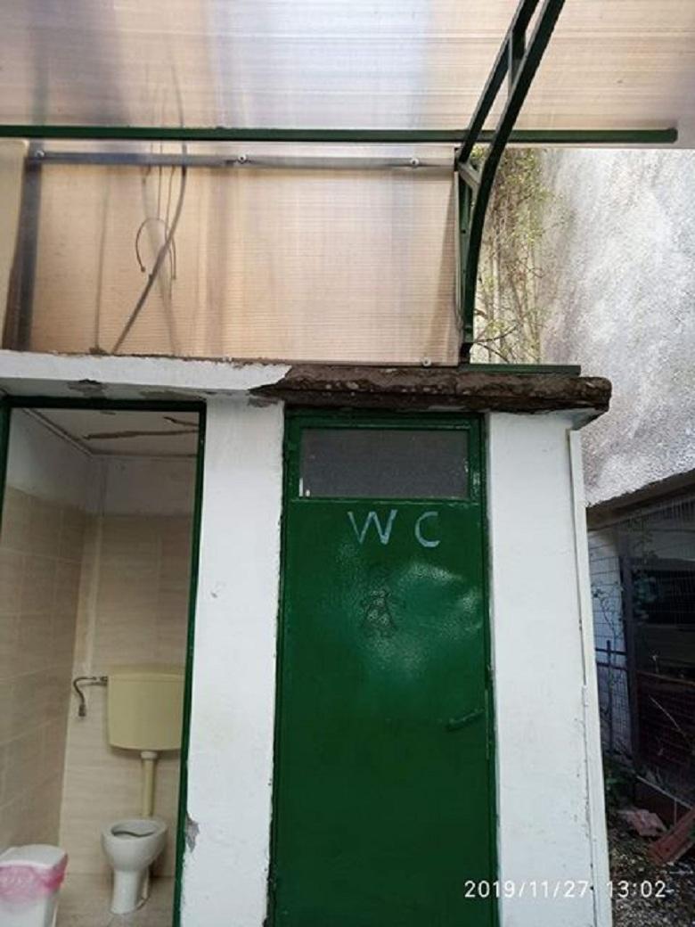 Τριτοκοσμική κατάσταση σε τουαλέτες νηπιαγωγείου του Αγρινίου