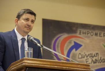 Ο Δήμαρχος Ξηρομέρου καλεί τους δασάρχες να λάβουν μέτρα για την παράνομη υλοτομία στο βελανιδοδάσος