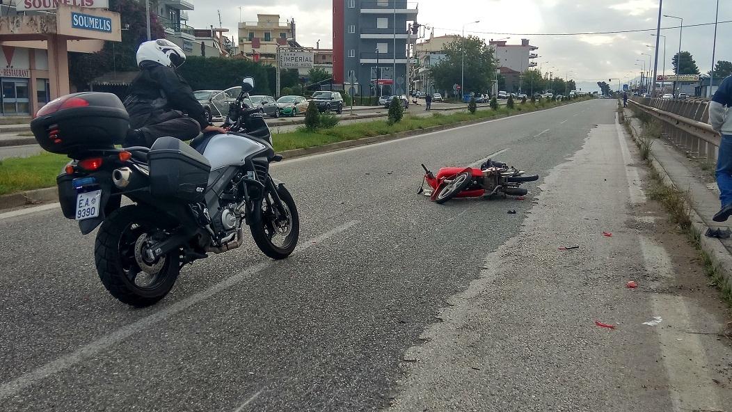 Tραυματίες σε νέο τροχαίο στο Αγρίνιο