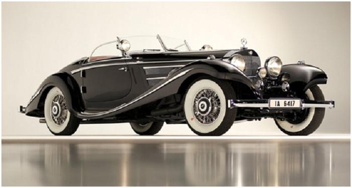 Γνωρίζουμε τα vintage αυτοκίνητα