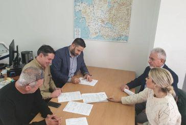 Μελέτες για τη σύνδεση της νέας Εθνικής Οδού Κουβαρά- Αστακού με την Ε.Ο.Μπαμπίνη – Μύτικας