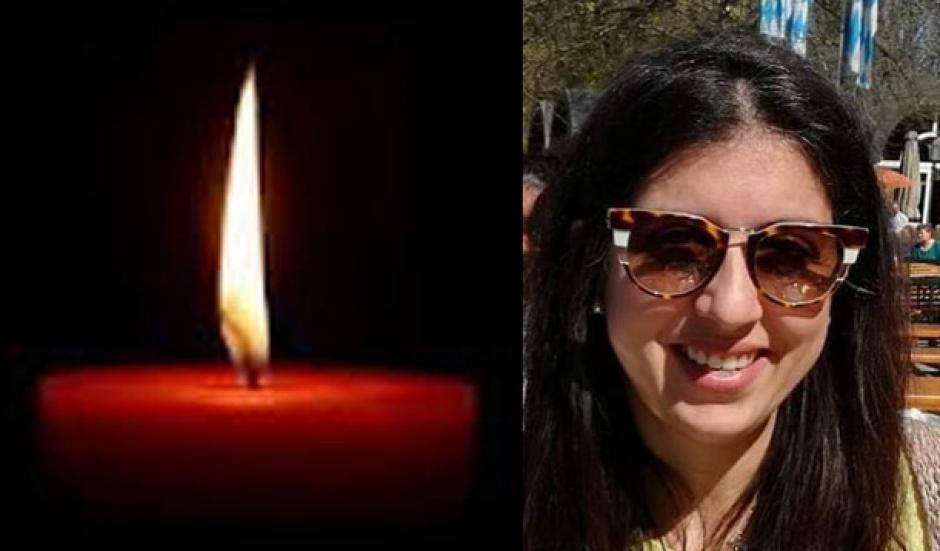 Πενθεί το Μεσολόγγι για την 39χρονη Λαμπρίνα Χονδρού