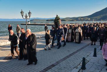 Με λαμπρότητα ο εορτασμός του Αγίου Σπυρίδωνα στη Βόνιτσα (φωτο)