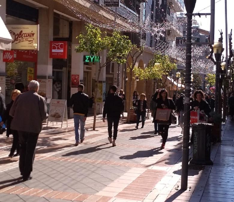 Προβληματισμός στους εμπόρους του Αγρινίου- ζητά μέτρα ενίσχυσης των μικρών επιχειρήσεων ο Σύλλογος