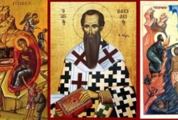 Αγρυπνίες στην Ιερά Μονή Εισοδίων της Θεοτόκου Μυρτιάς