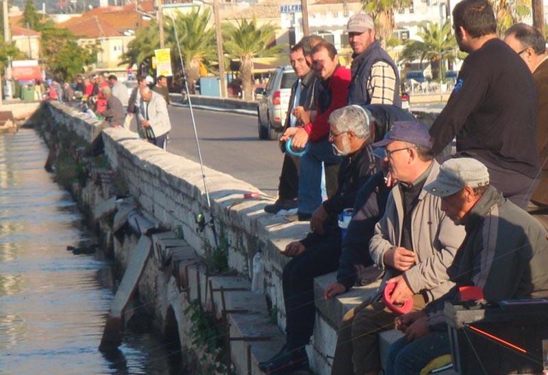Αιτωλικό: Επικίνδυνο χόμπι το… ψάρεμα