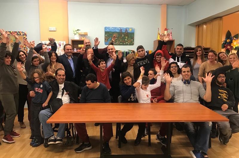 Παγκόσμια Ημέρα Ατόμων με Αναπηρία: Μια ξεχωριστή συνάντηση στη Ναύπακτο