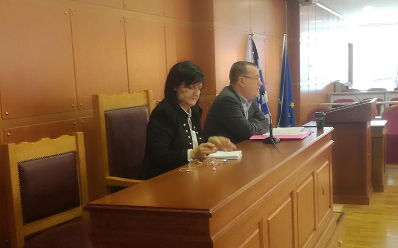 Συνάντηση για την εφαρμογή της αντικαπνιστικής νομοθεσίας στην Αιτωλοακαρνανία