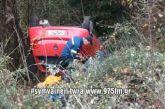 Καρπενήσι: Έπεσαν με ΙΧ σε γκρεμό 30 μέτρων και σώθηκαν