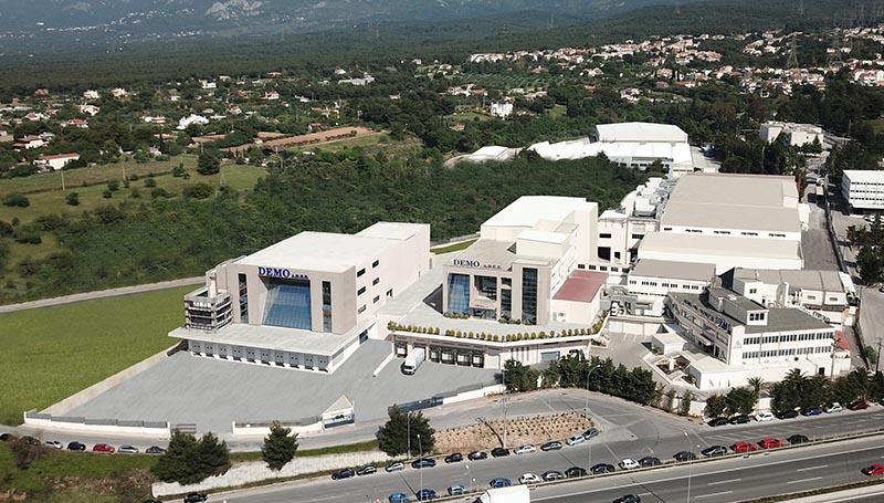 DEMO ABEE: Η πρώτη εταιρεία παγκοσμίως που παρήγαγε νοσοκομειακή αντιβίωση – σύνθετα μόρια σε πλαστικό περιέκτη