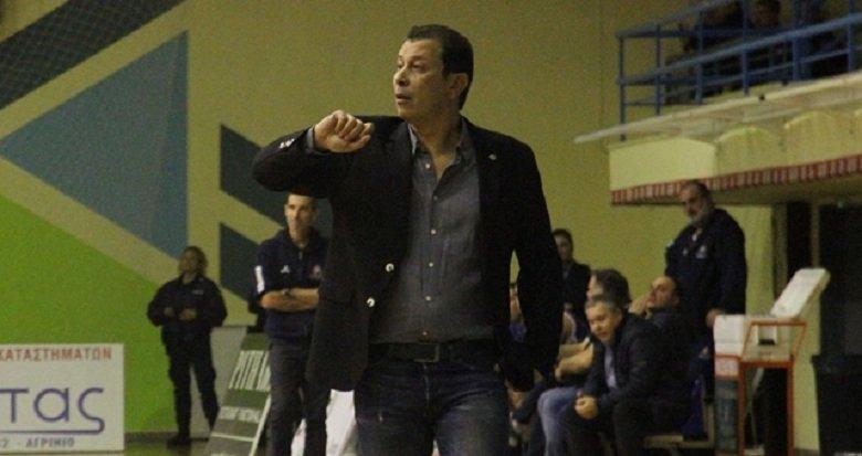 """Διαμαντάκος (ΑΟ Αγρινίου): """"Έχουν παρεισφρήσει στην ομάδα νοοτροπίες και συμπεριφορές απαράδεκτες"""""""