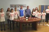 Ο Δήμαρχος Ξηρομέρου βράβευσε τους αθλητές του Κένταυρου Αστακού για τις διακρίσεις στο Πανελλήνιο Κύπελλο