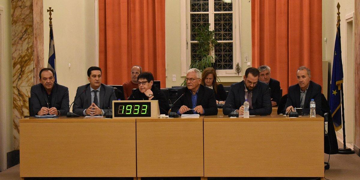 Δημοτικό συμβούλιο Αγρινίου: ψήφισμα με τις διεκδικήσεις για  το Πανεπιστήμιο