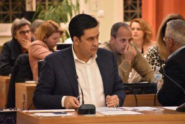 """""""Πανηγυρική δικαίωση"""" λέει ο Δήμαρχος Αγρινίου για την απόρριψη της προσφυγής για το Τεχνικό Πρόγραμμα"""
