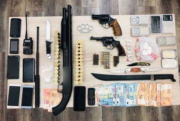 Εξαρθρώθηκε σπείρα διακίνησης ναρκωτικών στην Αχαΐα